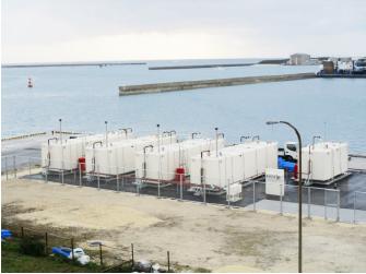 2018年1月設置 沖縄県糸満市 船舶給油取扱所用